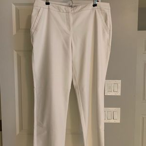 Chico's white dress pant